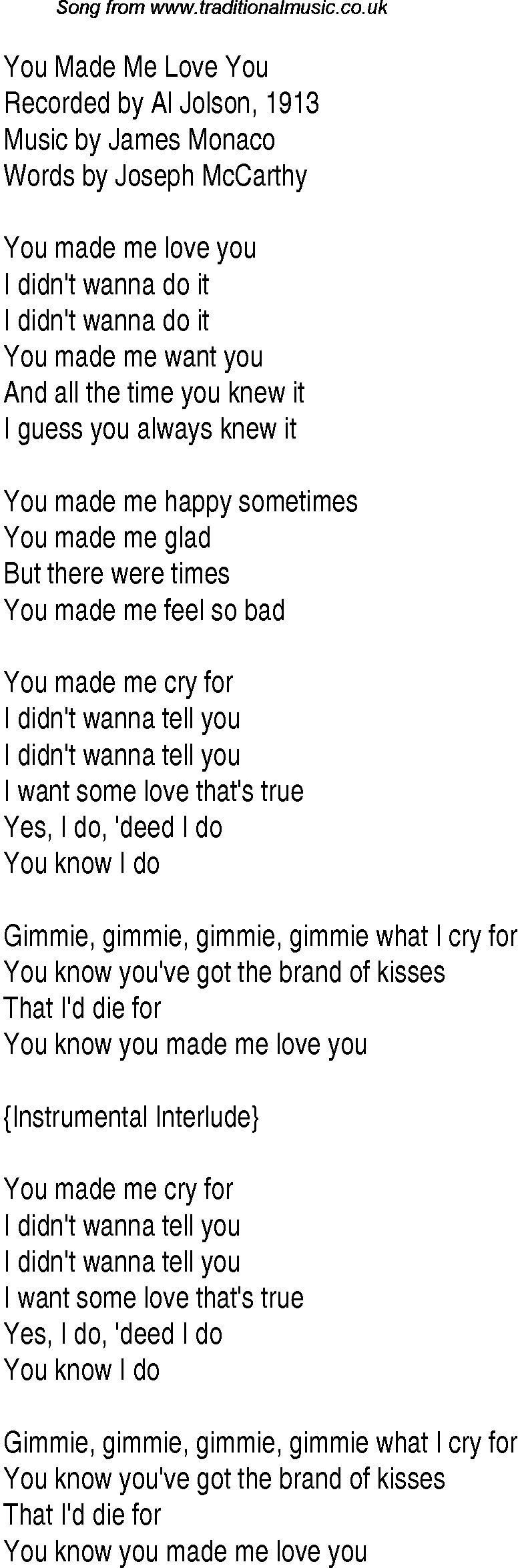 teach me how to love you lyrics