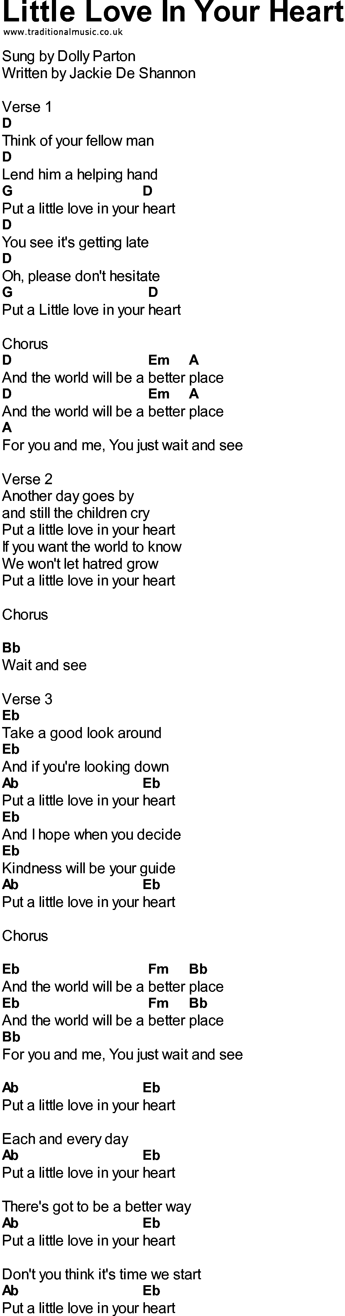 how to put song lyrics in a heart shape