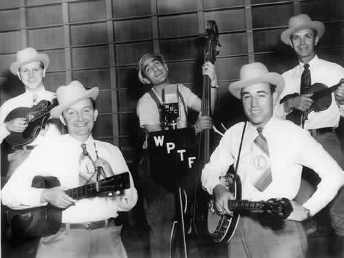 Bluegrass Songs - Title Index and start-page
