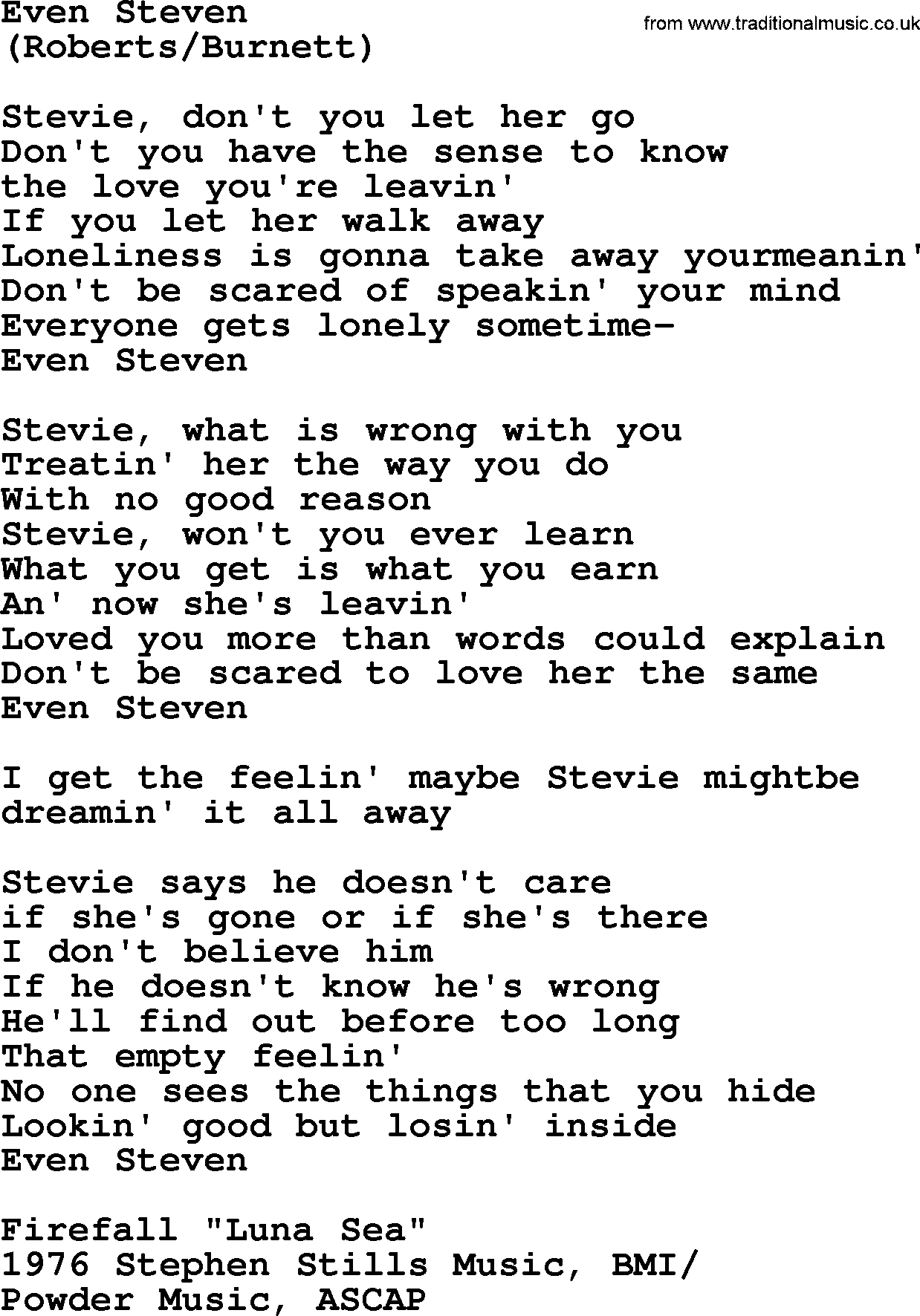 scared to be lonely lyrics
