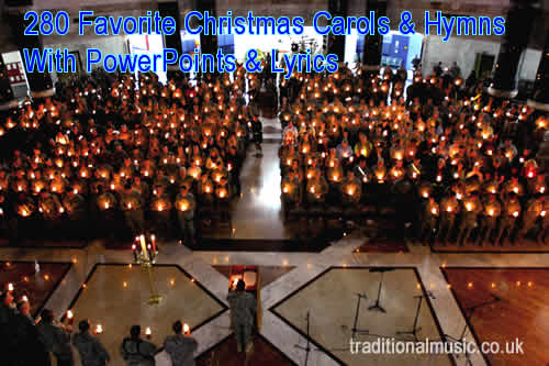 Christmas PowerPoints - 280 Hymns, Carols and Songs with Lyrics ...
