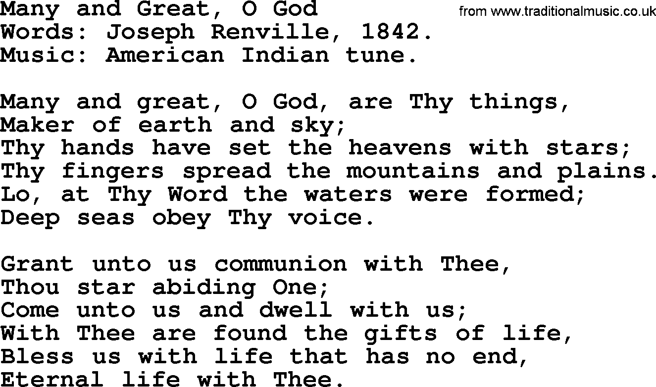 God of Grace and God of Glory   Hymnary.org