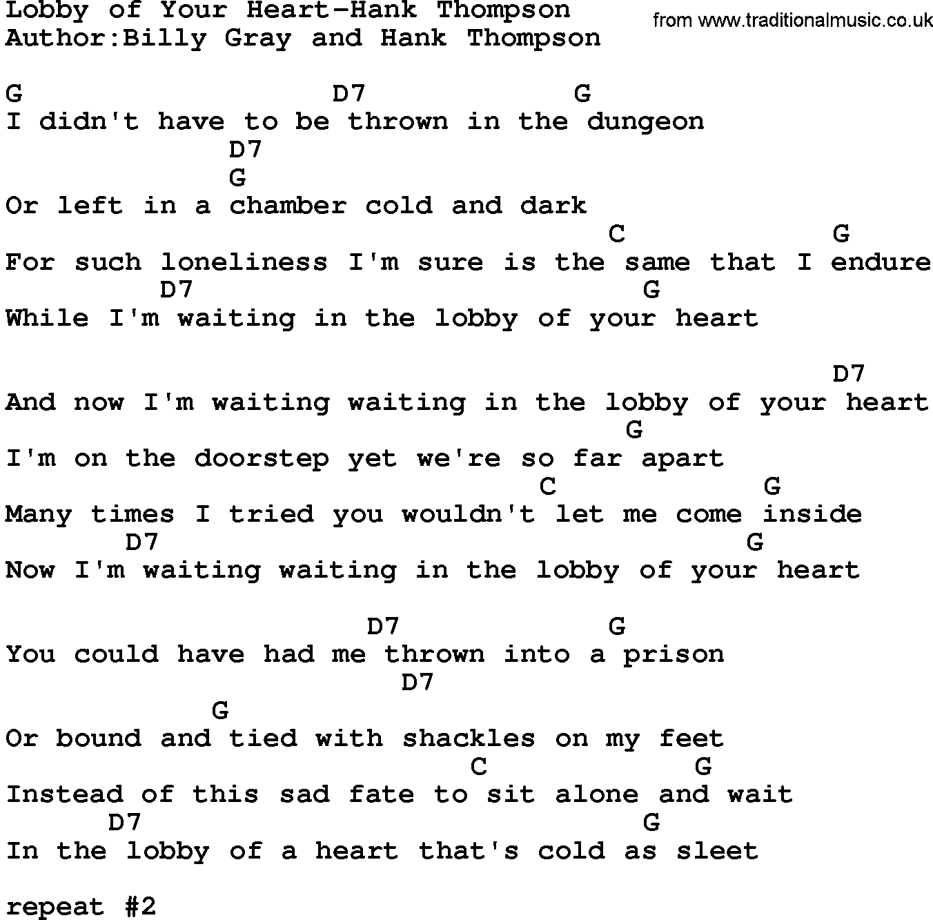 my heart is yours chords pdf