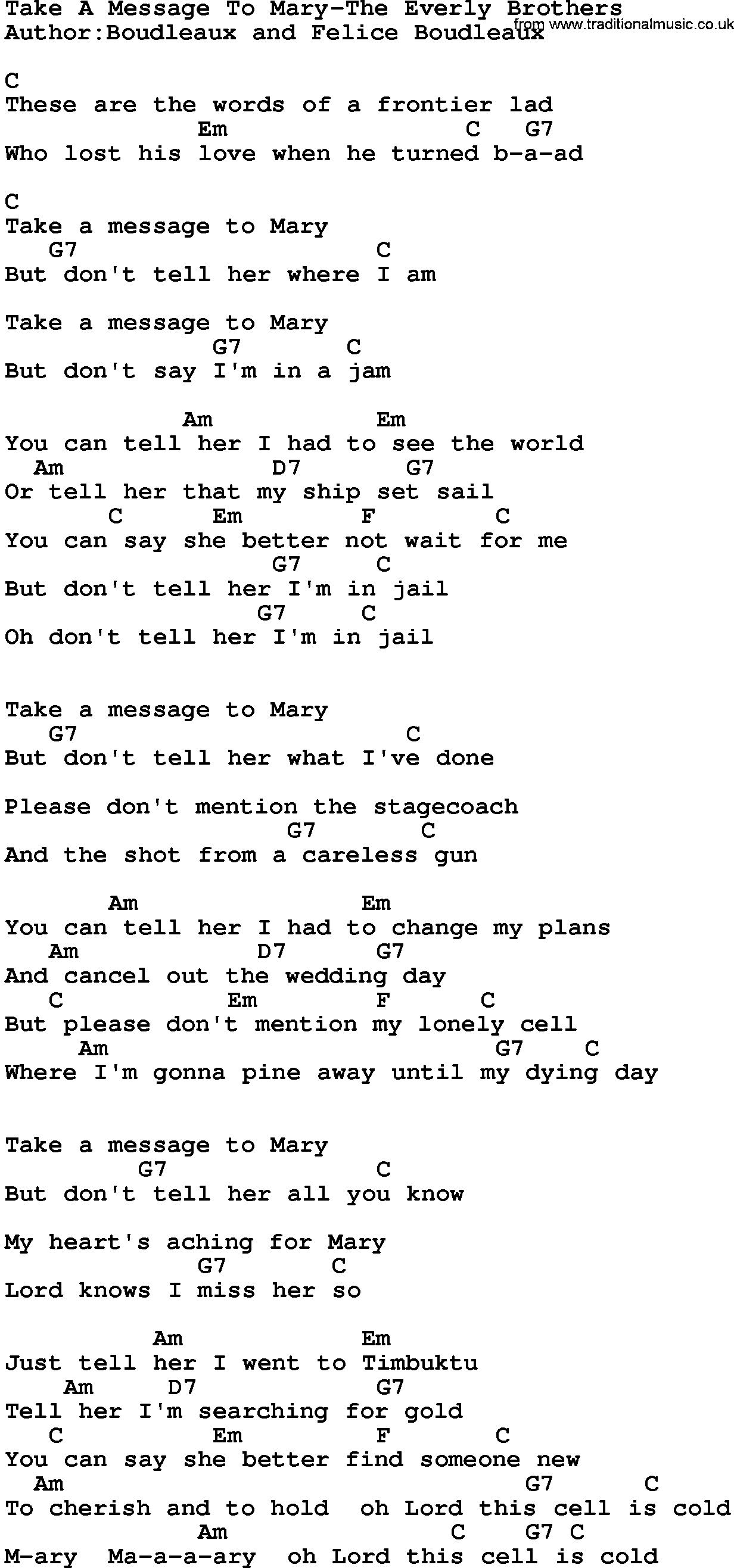 The Message From My Love Lyrics Take A college members
