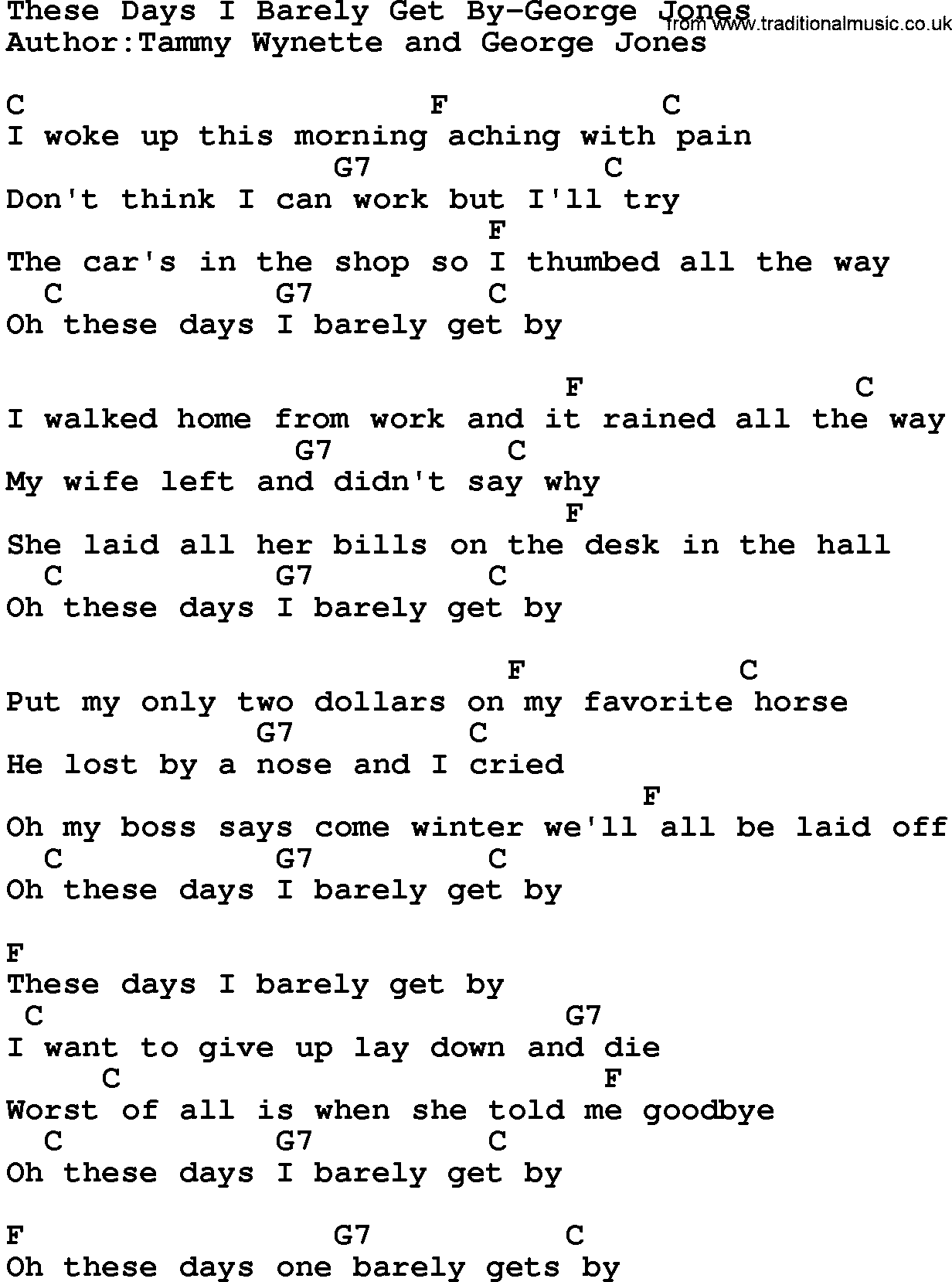 today is the day chords pdf