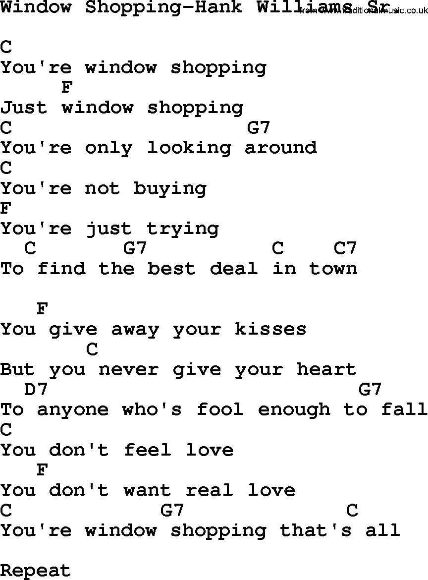 Song about real love