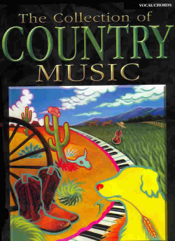 Old Country Music - lyrics with easy chords for guitar, banjo, etc ...
