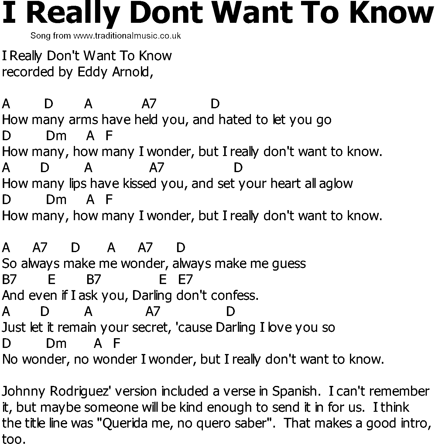 Nelly - U Know U Want To Lyrics - eLyricsWorld.com