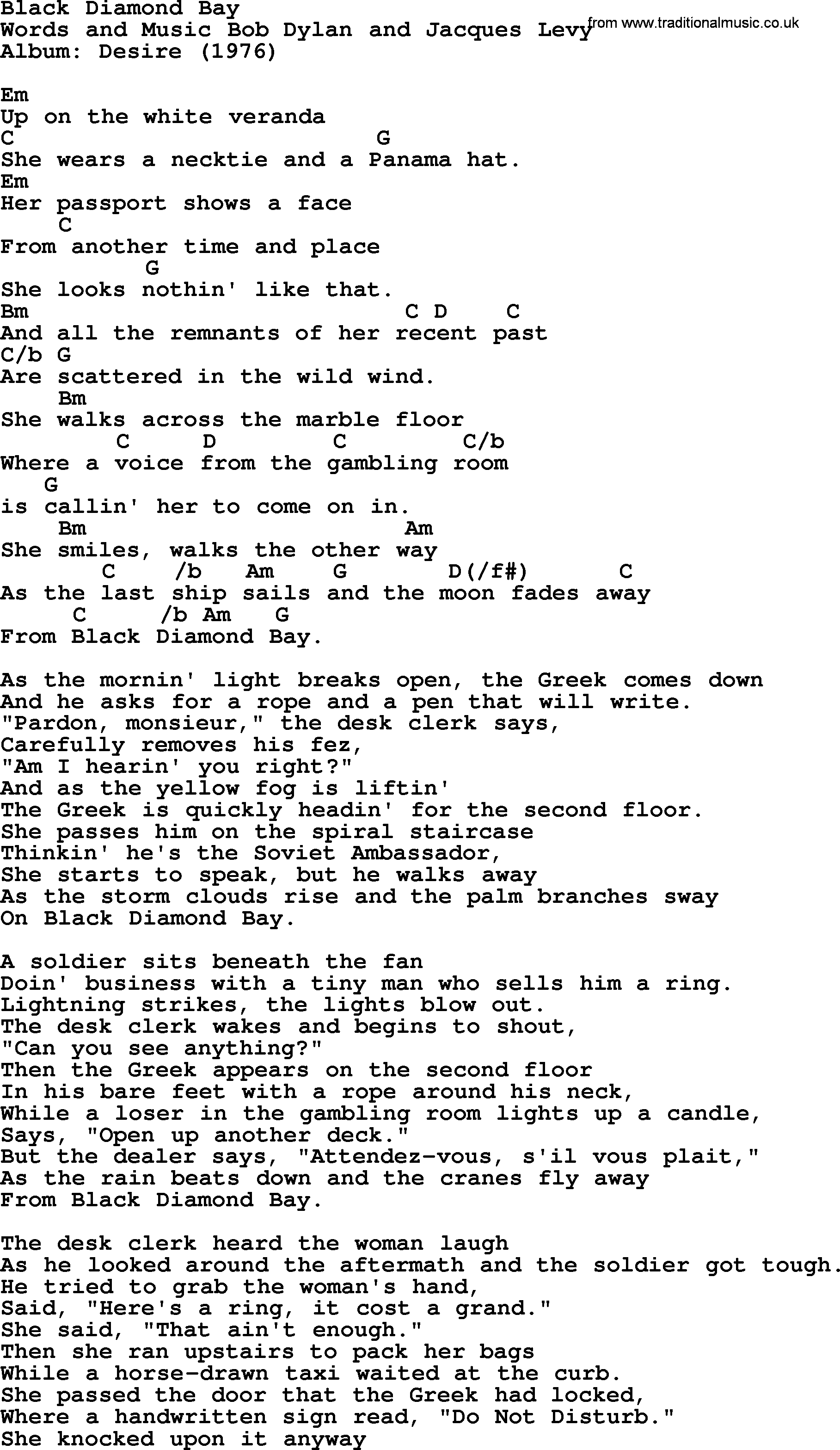CLINT BLACK - BOB AWAY MY BLUES LYRICS