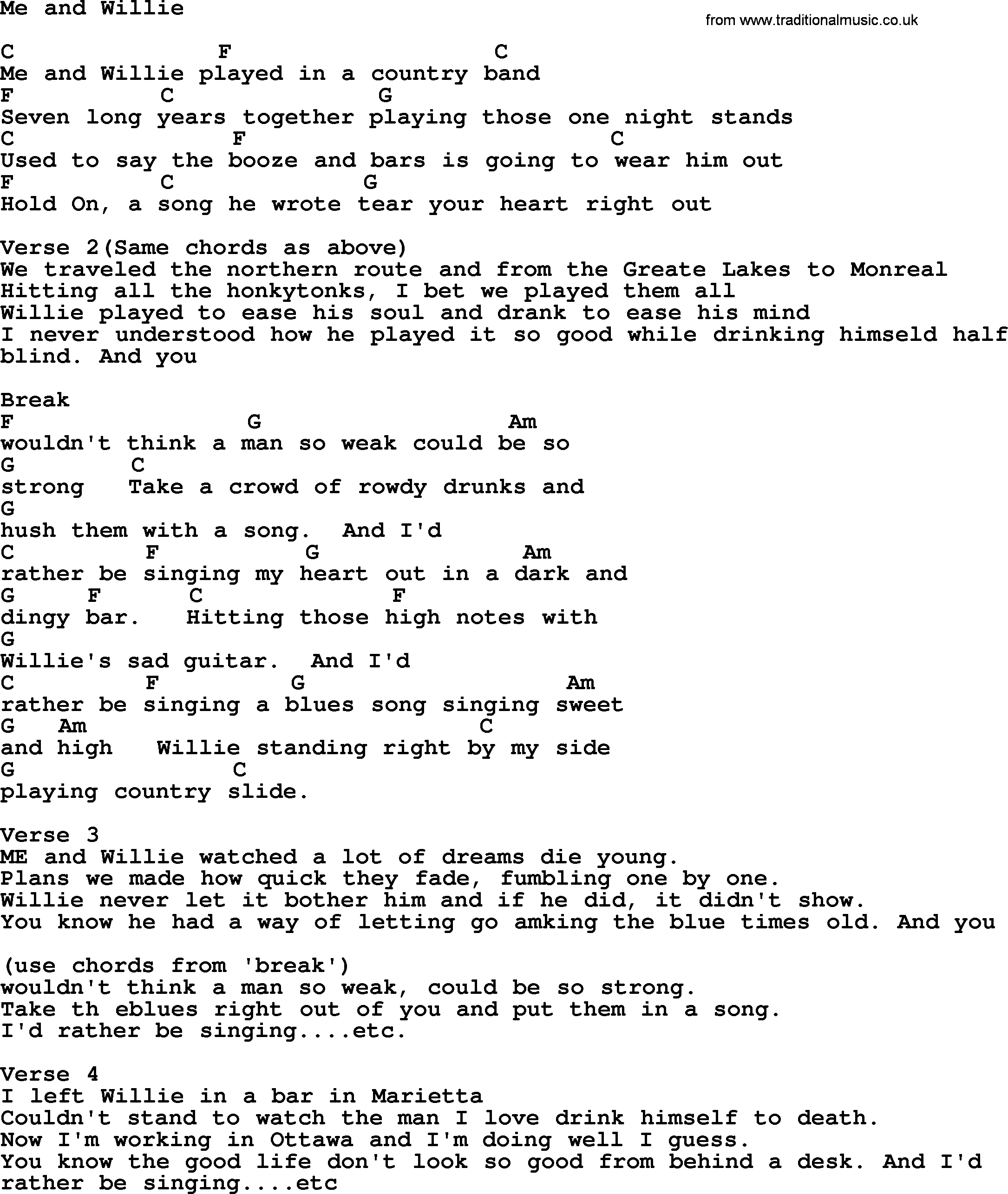 Emmylou harris song me and willie lyrics and chords emmylou harris song me and willie lyrics and chords hexwebz Choice Image