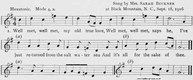 English folk songs from the southern appalachians page 0220 for English house music