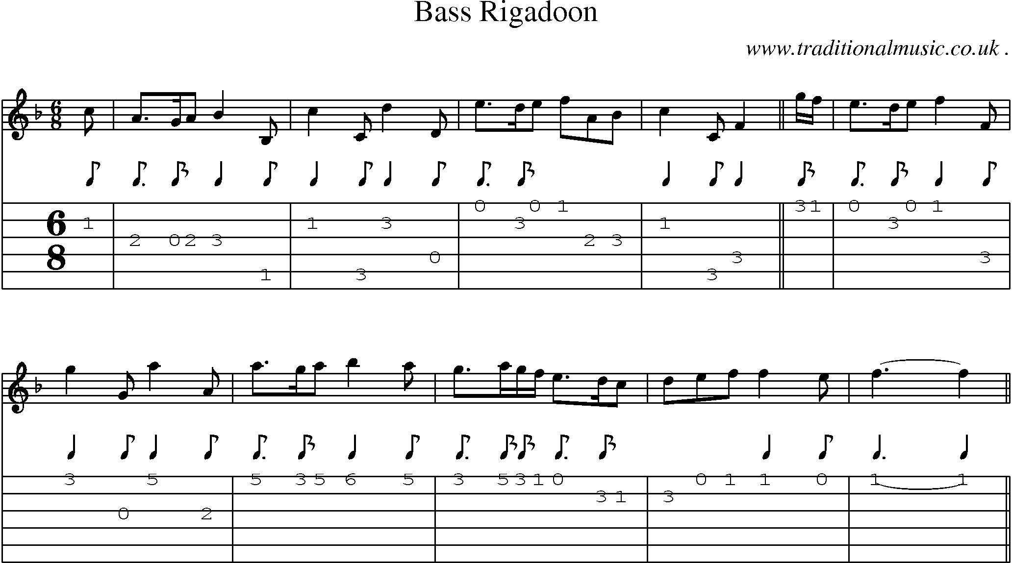 Bass Guitar Sheet Music Pdf images