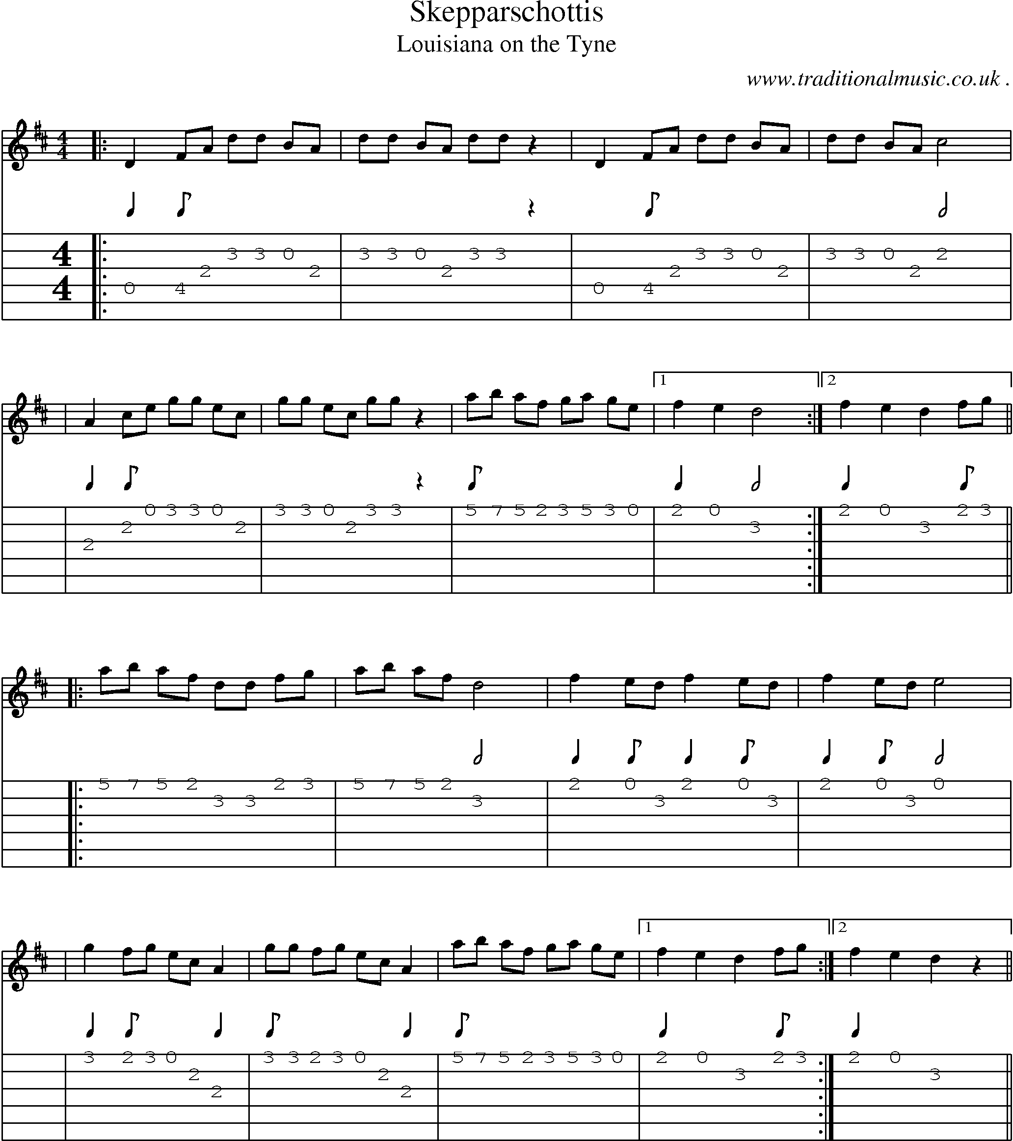 folk and traditional music sheet music guitar tab mp3 audio midi and pdf for skepparschottis. Black Bedroom Furniture Sets. Home Design Ideas