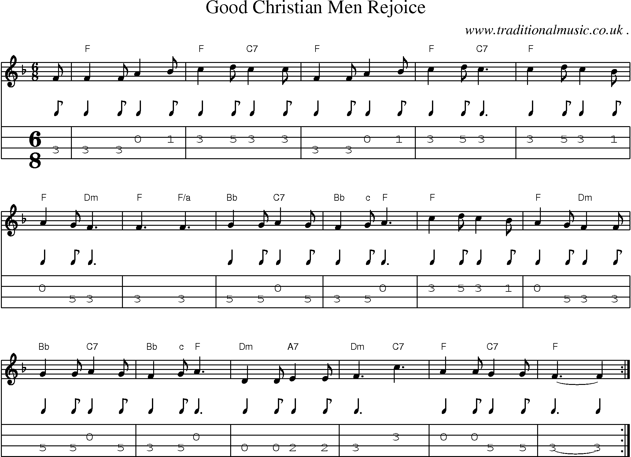 Good christian songs