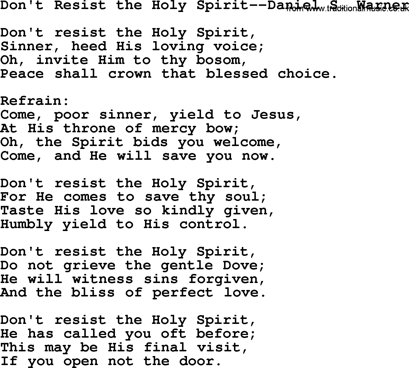 How to open the soul to the Holy Spirit