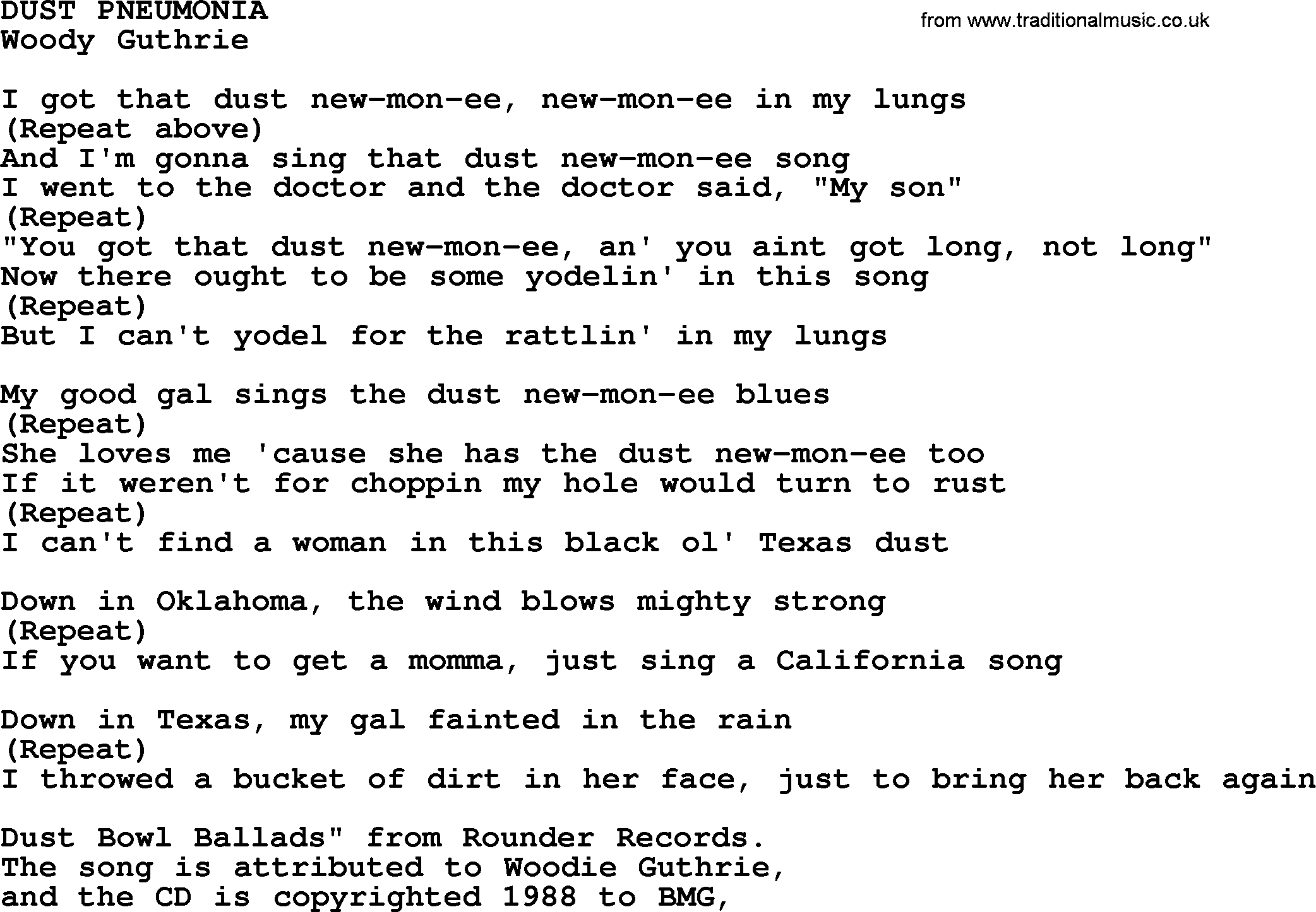 Song to Woody - Wikipedia
