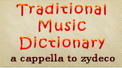 An Extensive Encyclopedic Music Dictionary