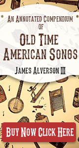 E-Book - An Annotated Compendium of Old Time American Songs by James Alverson III