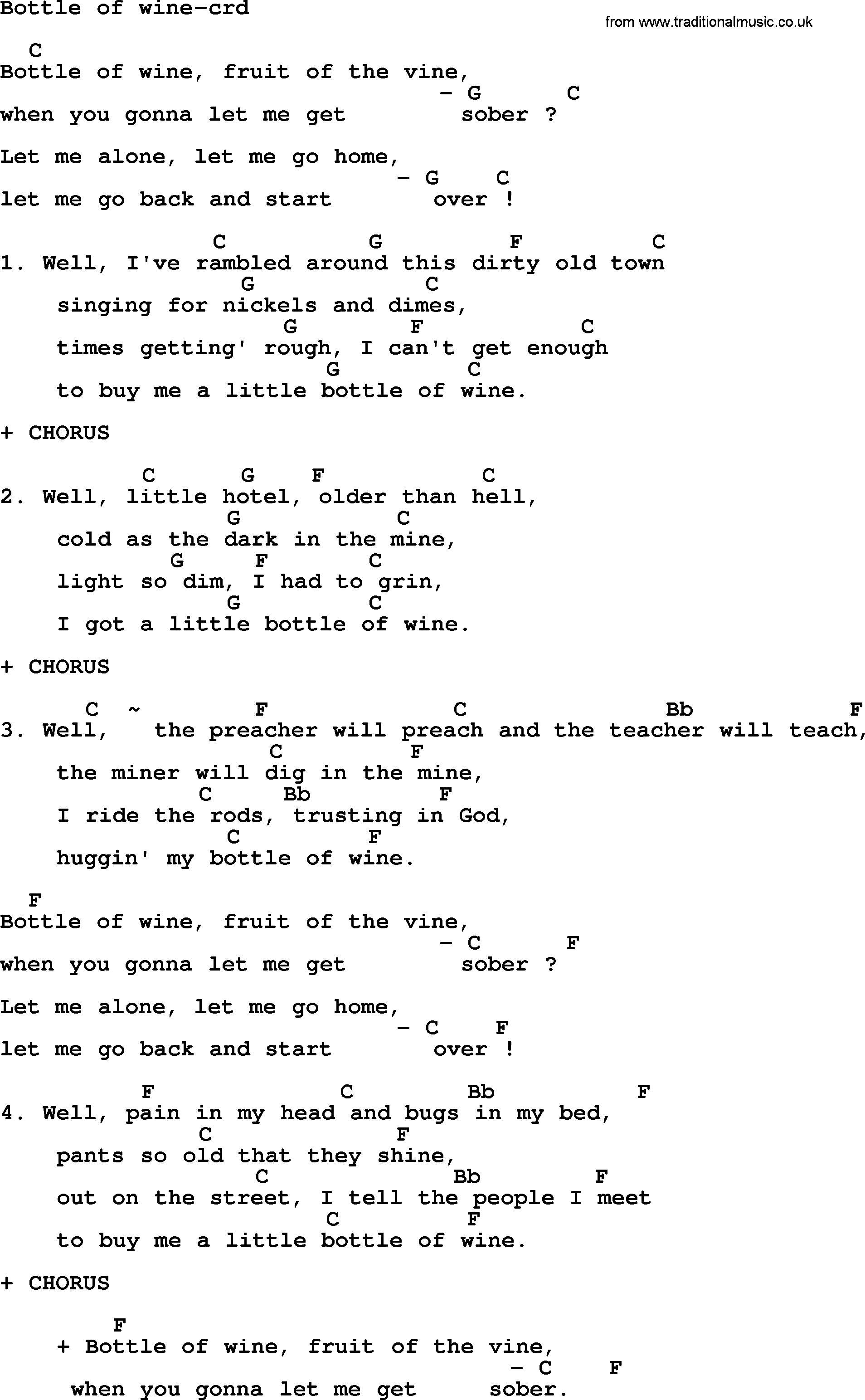 Kingston trio song bottle of wine lyrics and chords kingston trio song bottle of wine lyrics and chords hexwebz Image collections