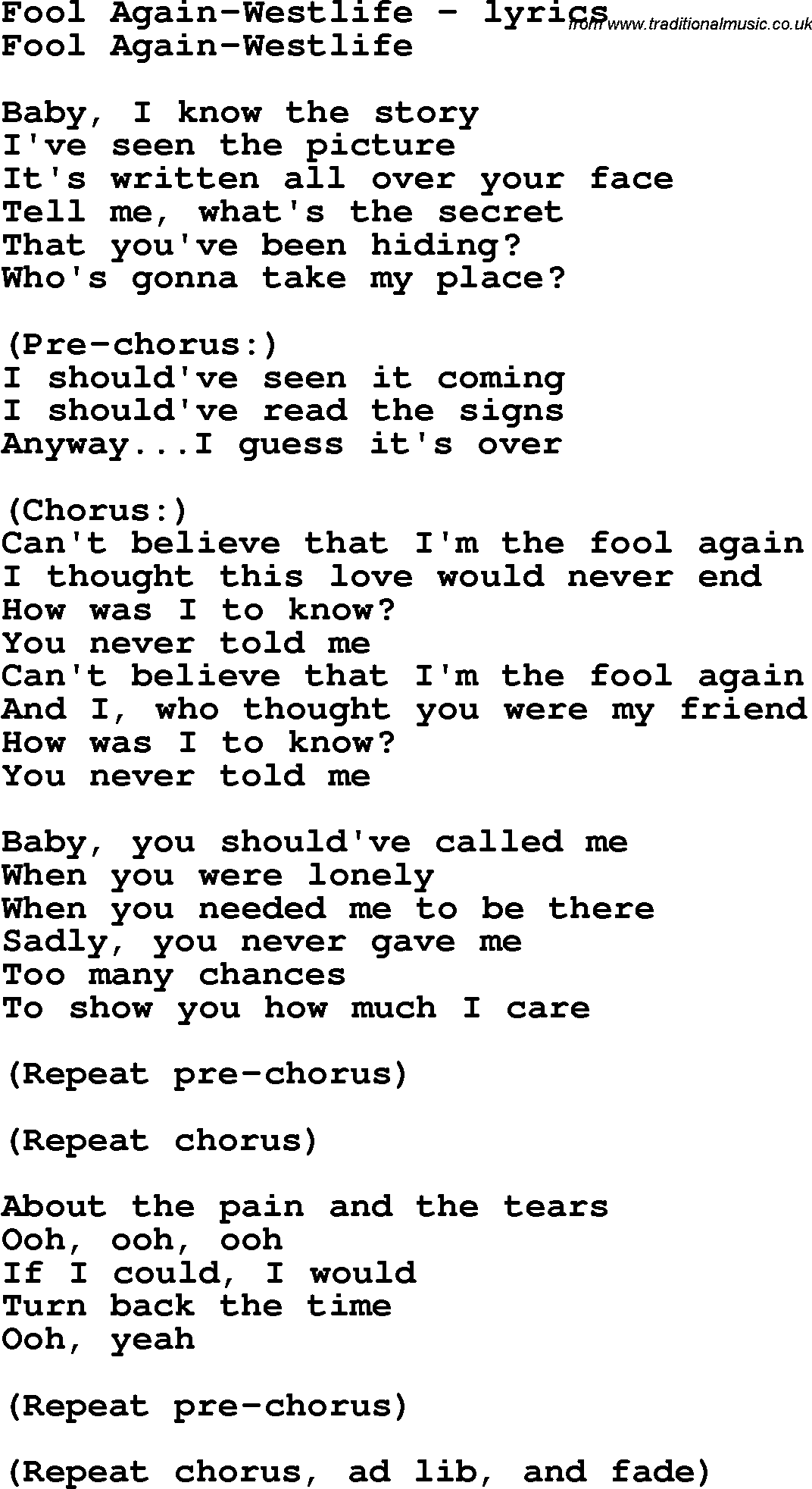 teach me how to love again lyrics