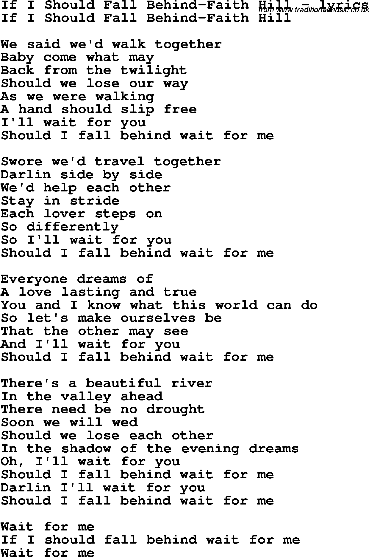 If We Fall In Love Lyrics And Chords Bradva Docefo