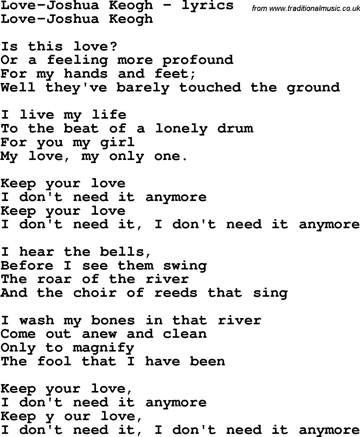 Love Lyrics Quotes: Love Song 311 With Lyrics
