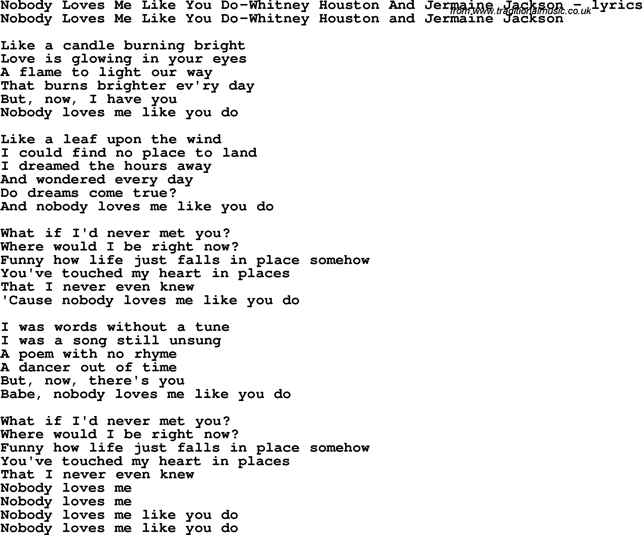 The Beatles – Love Me Do Lyrics | Genius Lyrics