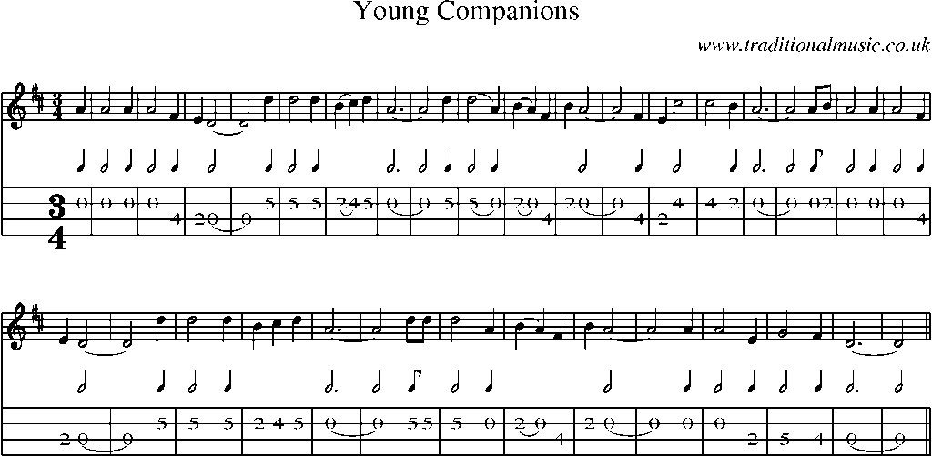 companions on the journey sheet music pdf