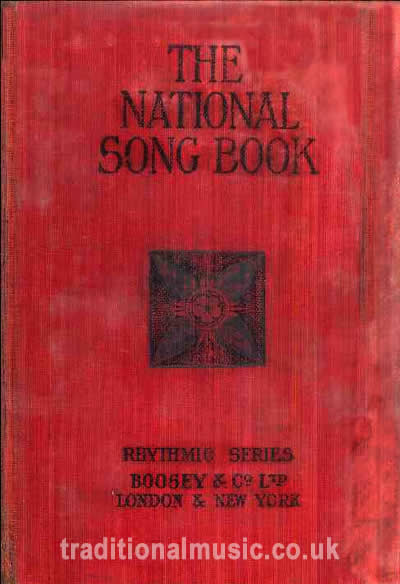 The National Song Book - Online Music Book - Contents Page