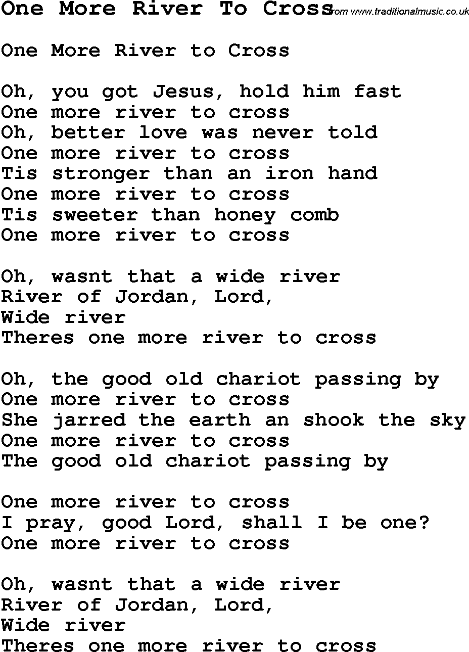List of synonyms and antonyms of the word old negro for What does the song moon river mean