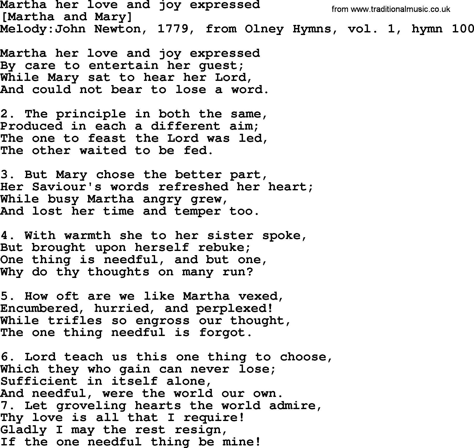 old english song lyrics for martha her love and joy expressed with pdf. Black Bedroom Furniture Sets. Home Design Ideas