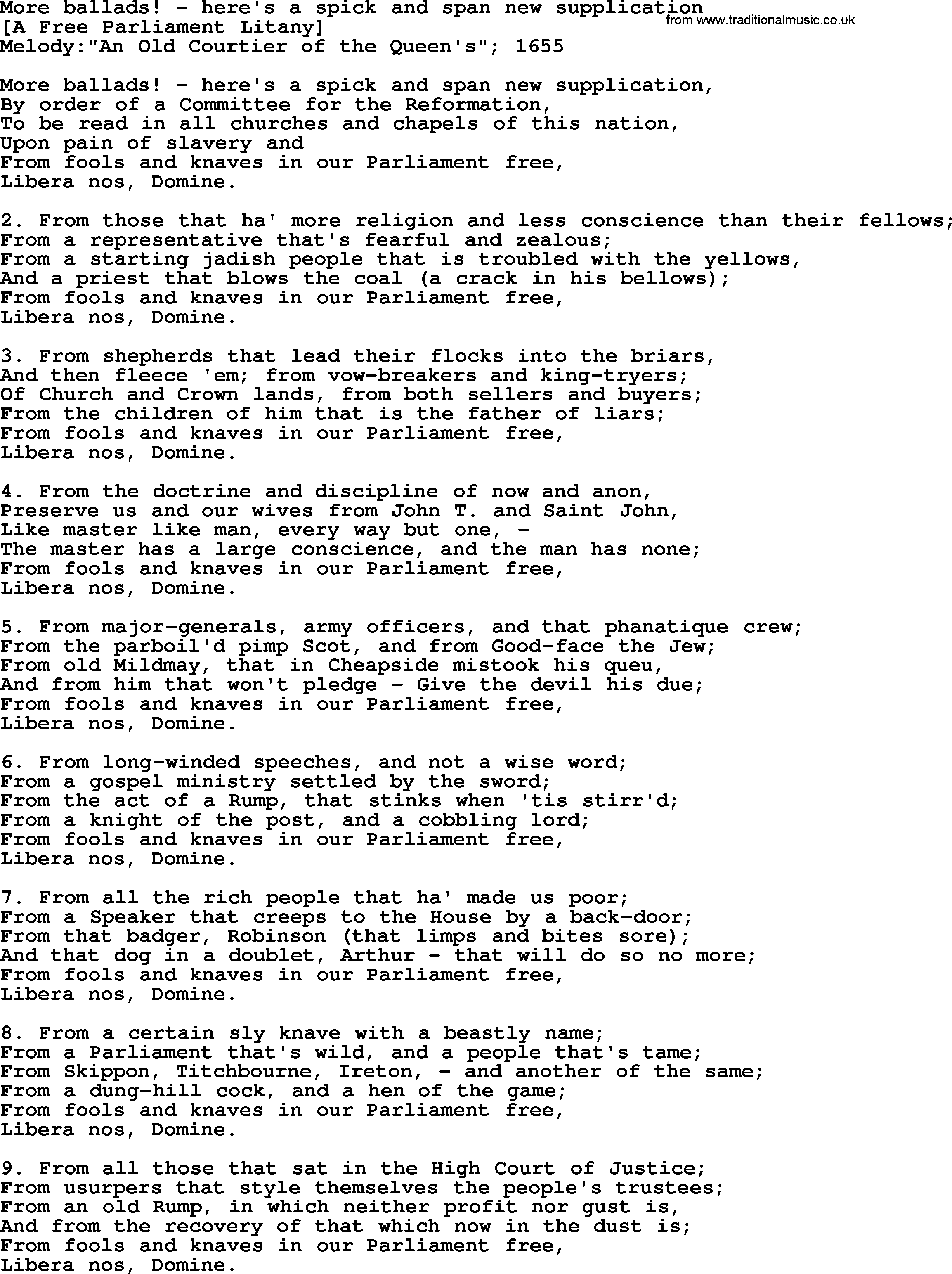 Old english song lyrics for more ballads here 39 s a spick for English house music
