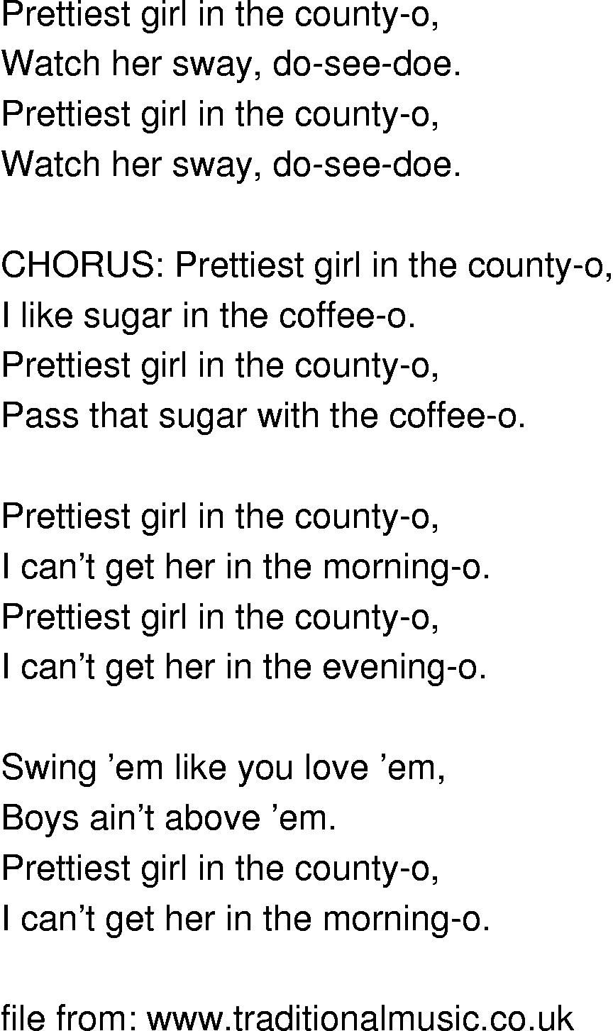 Most beautiful song lyrics