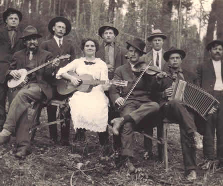 Old Time Songs With Chords for Guitar, Banjo etc -Titles List