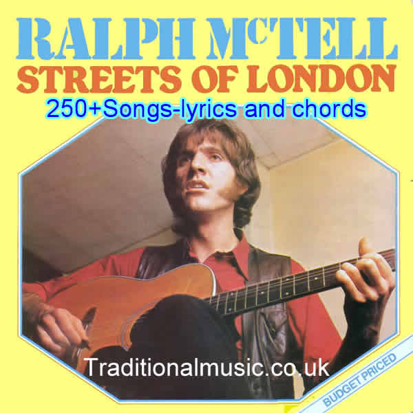 A Comprehensive Ralph McTell Songbook, 250+ songs with lyrics and ...