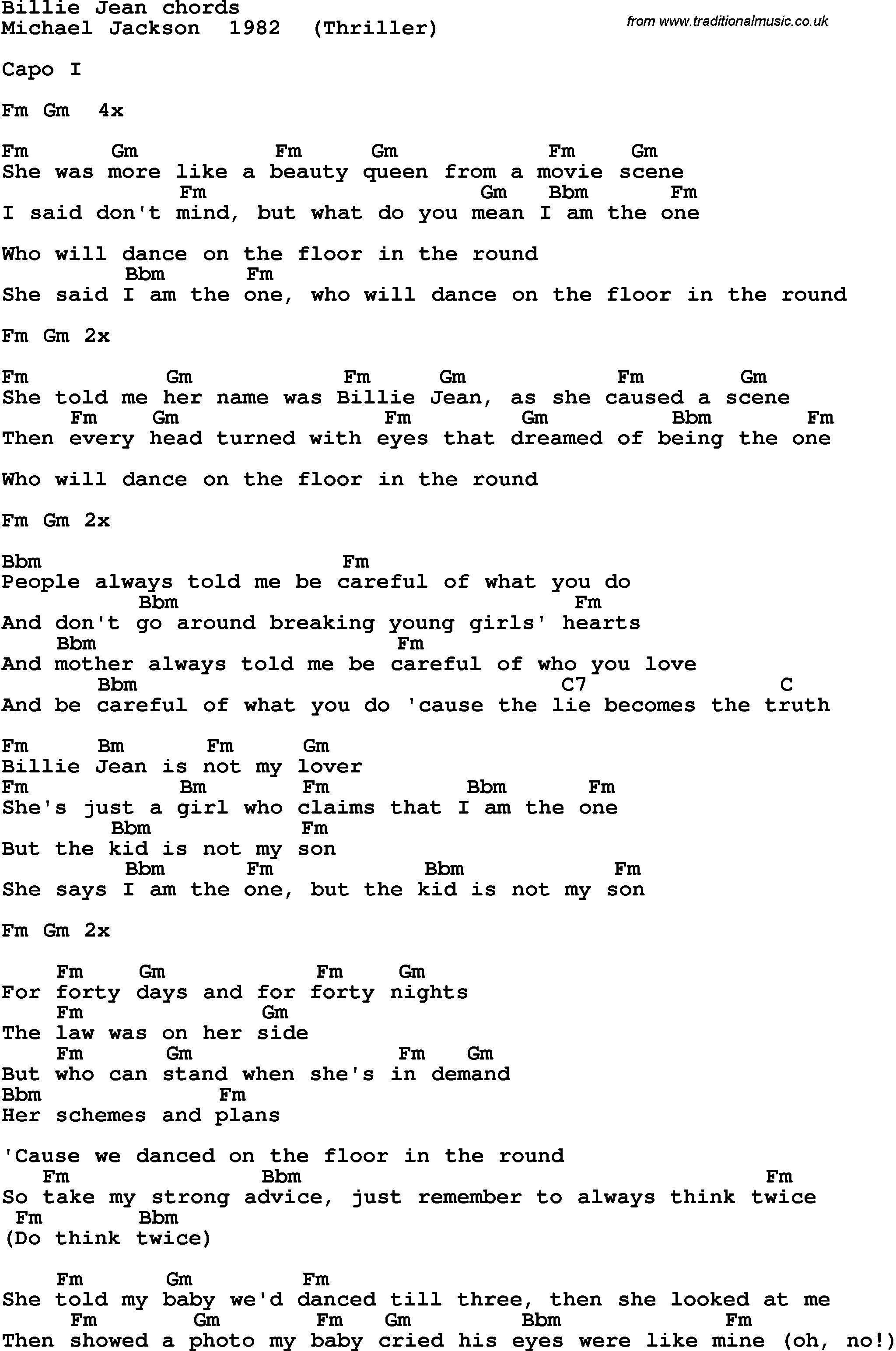 Lovely guitar chords for picture by kid rock edinburghensemble song lyrics with guitar chords for billie jeana hexwebz Images