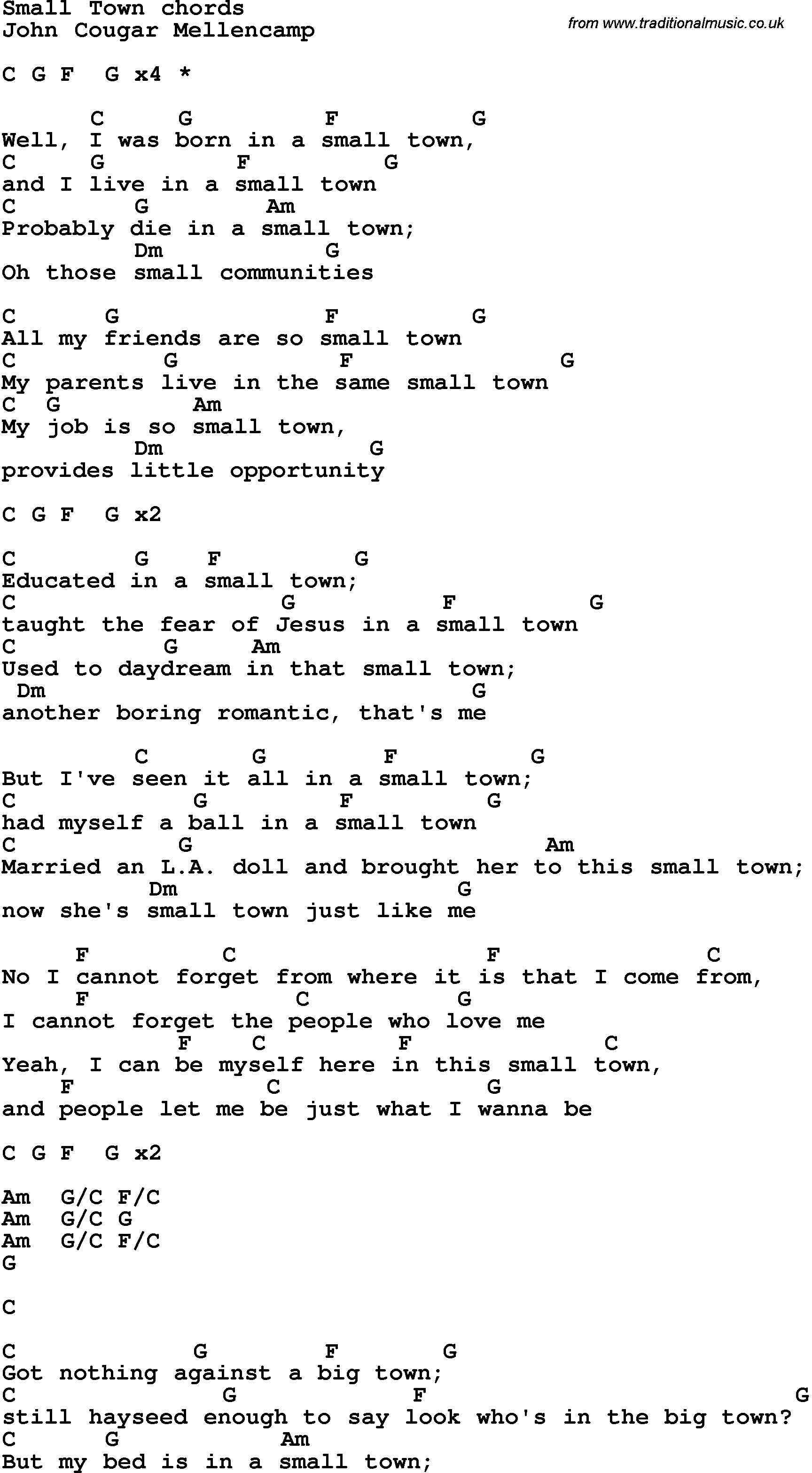 New Song Sung Blue Lyrics And Chords