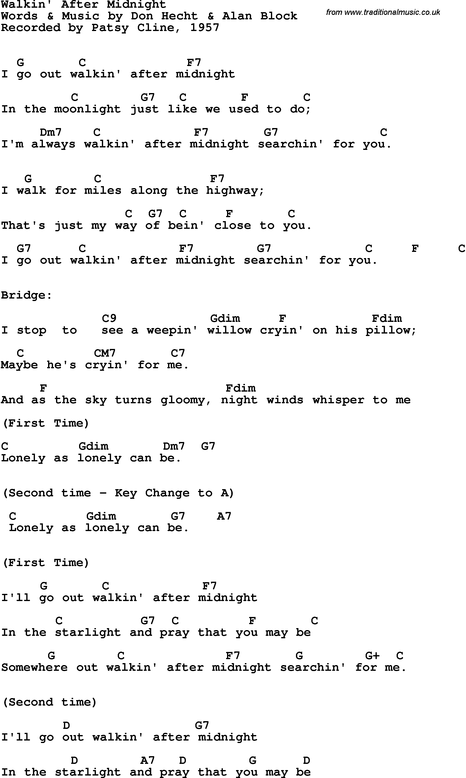 Eric Clapton – After Midnight Lyrics | Genius Lyrics