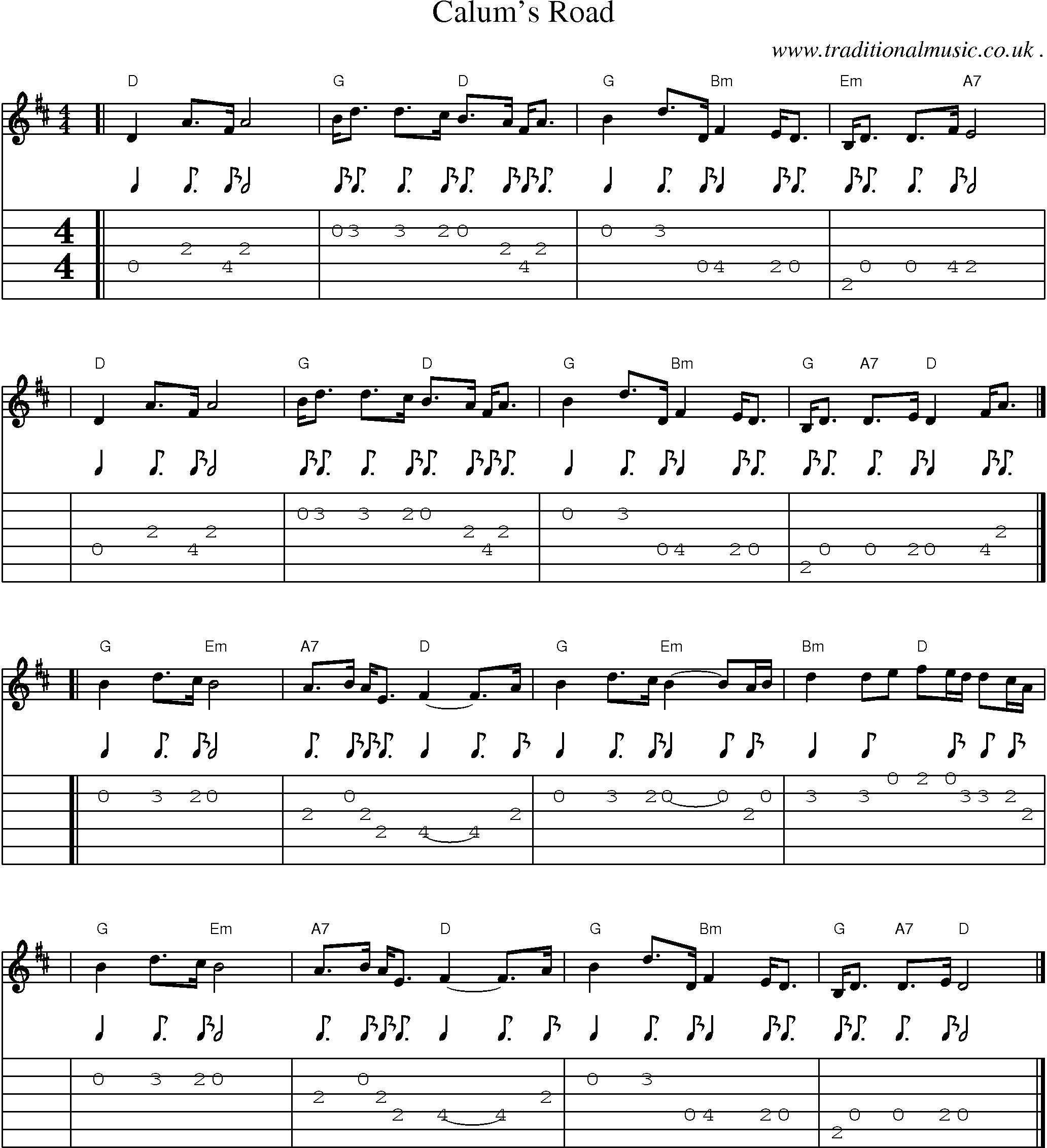 Sheet Music Chords Solidique27