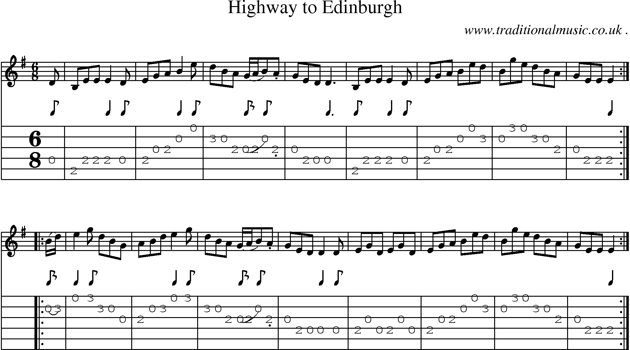 life is a highway tab pdf