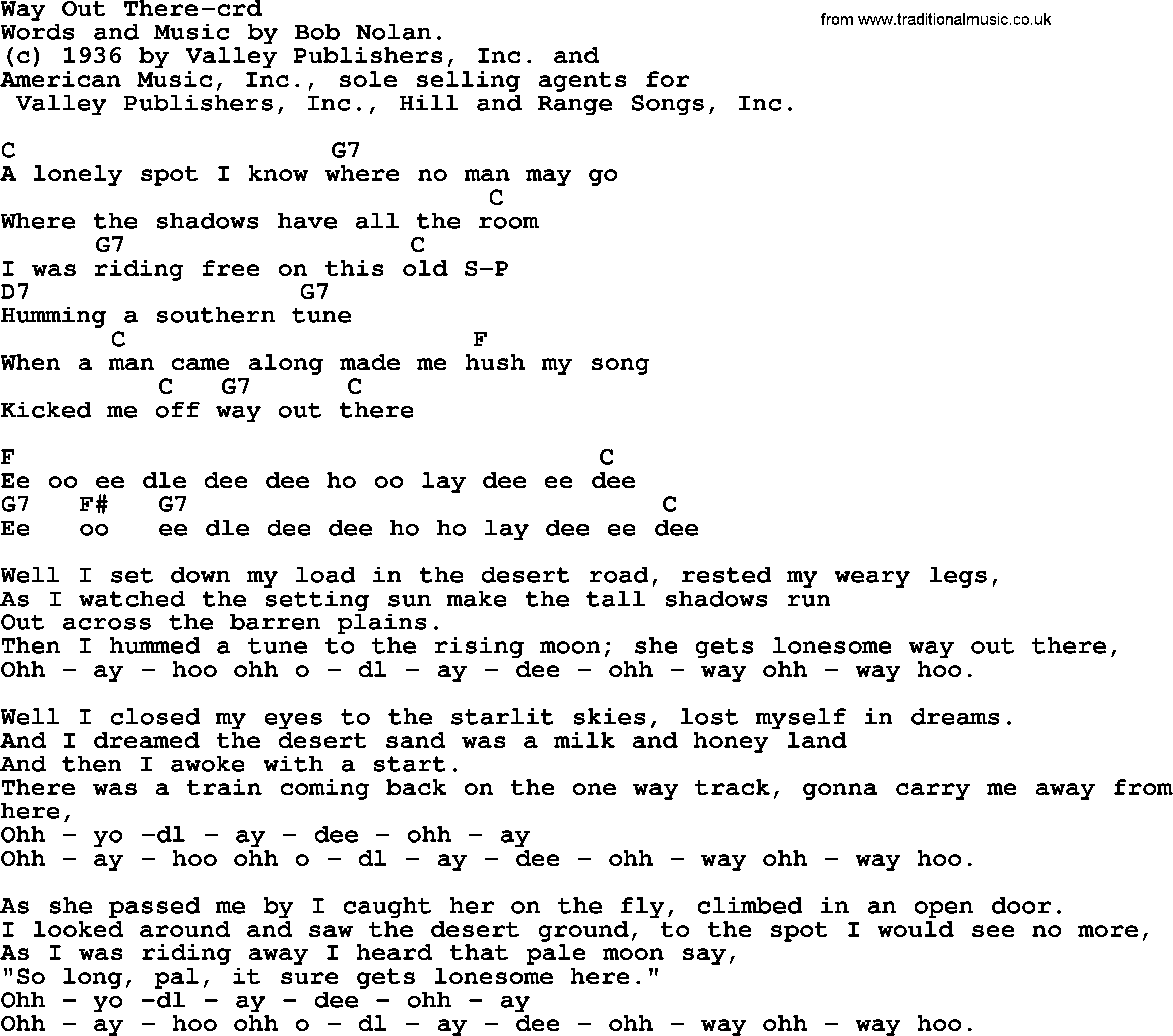 Pete seeger song way out there lyrics and chords pete seeger song way out there lyrics and chords hexwebz Image collections