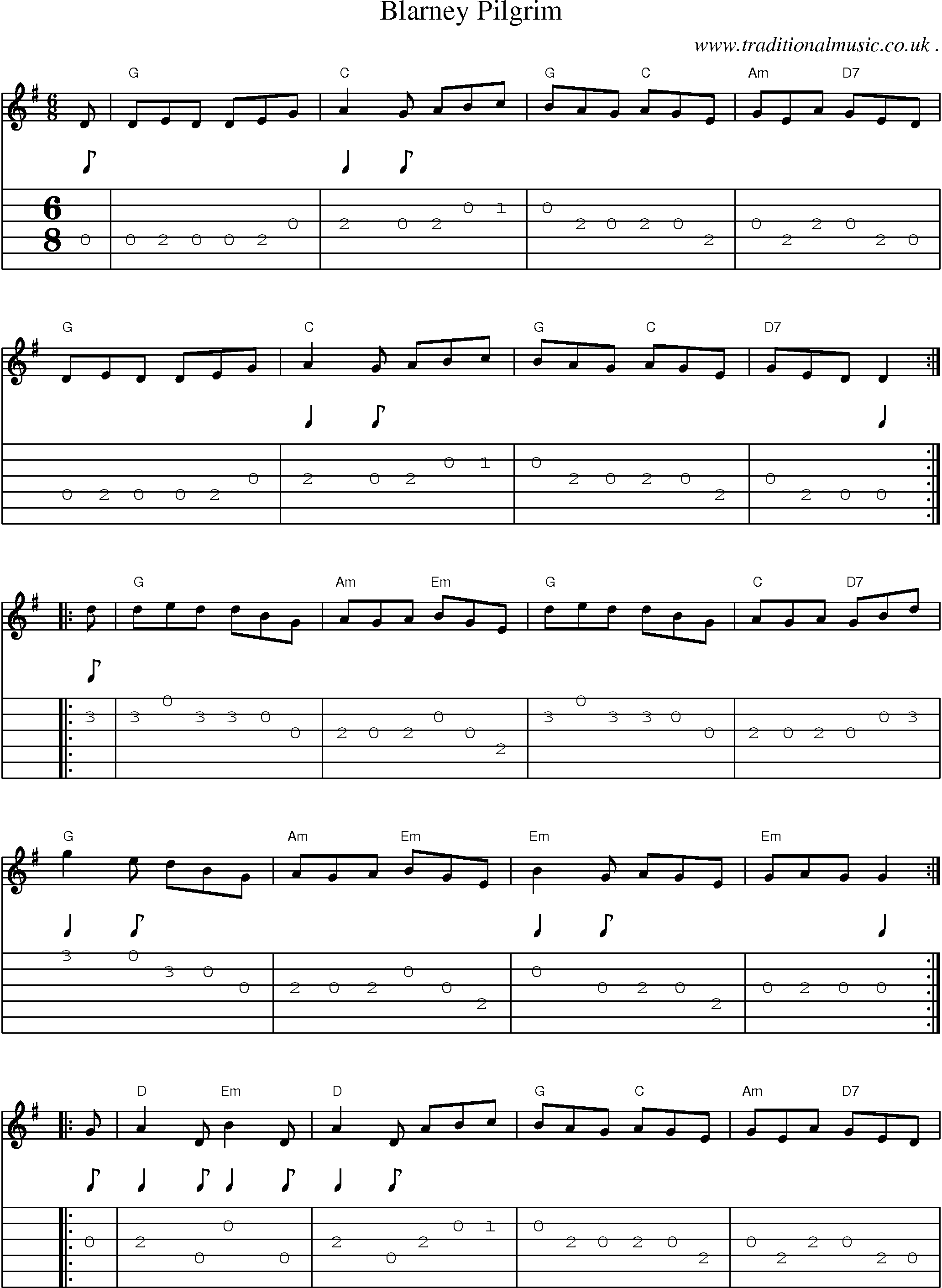 photograph relating to Printable Guitar Tab named Well-liked consultation new music, Ratings and Tabs for Guitar - Blarney