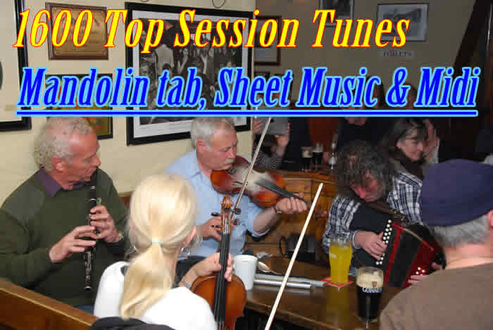 Mandolin mandolin tabs rock : Common Session tunes - Bluegrass, Old-time, Appalachian, English ...