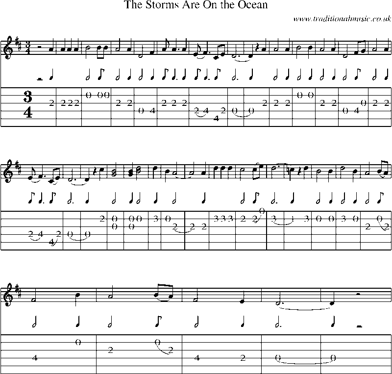 Download the tab and sheet music in pdf format for printout etc