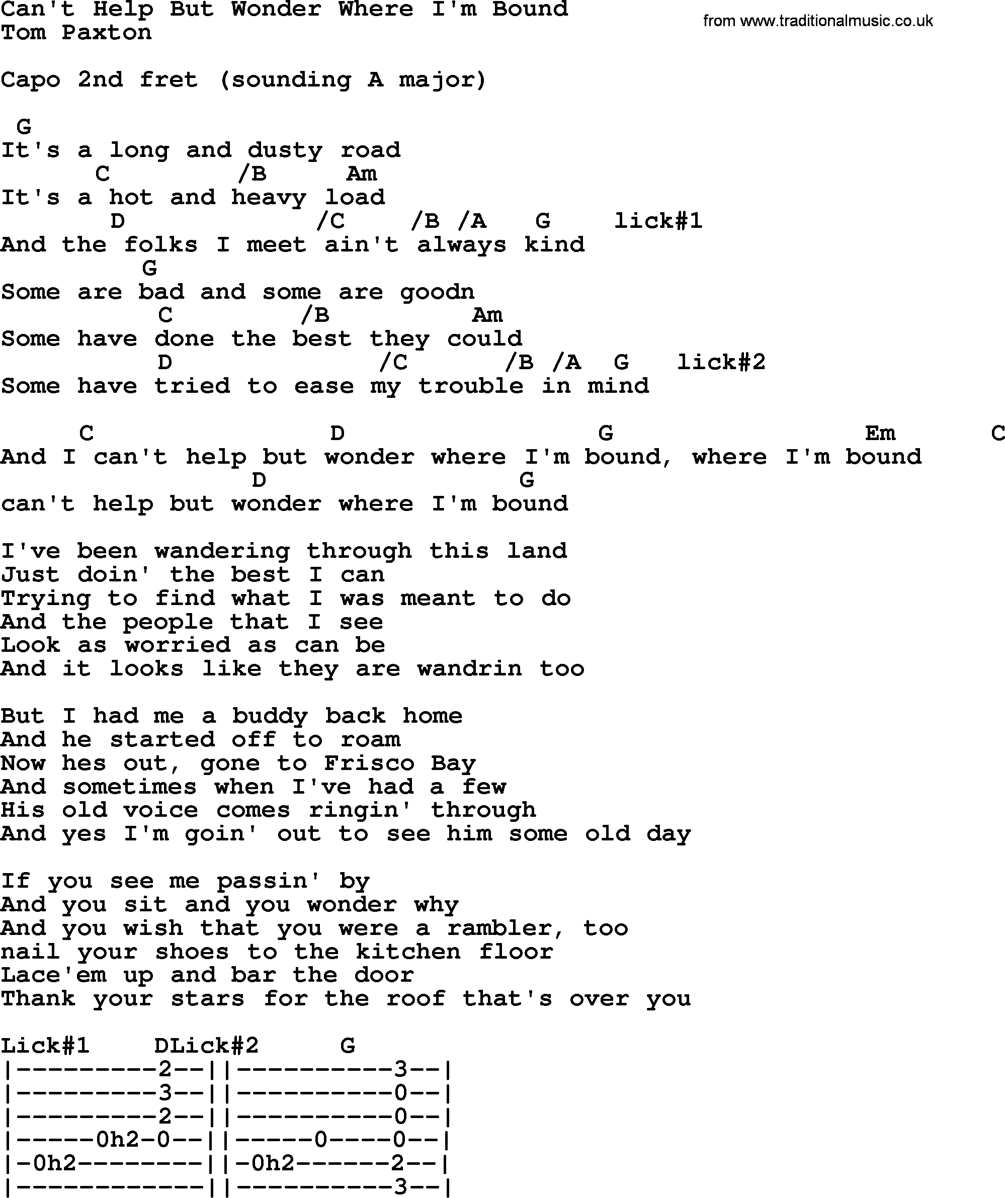 bound to you lyrics