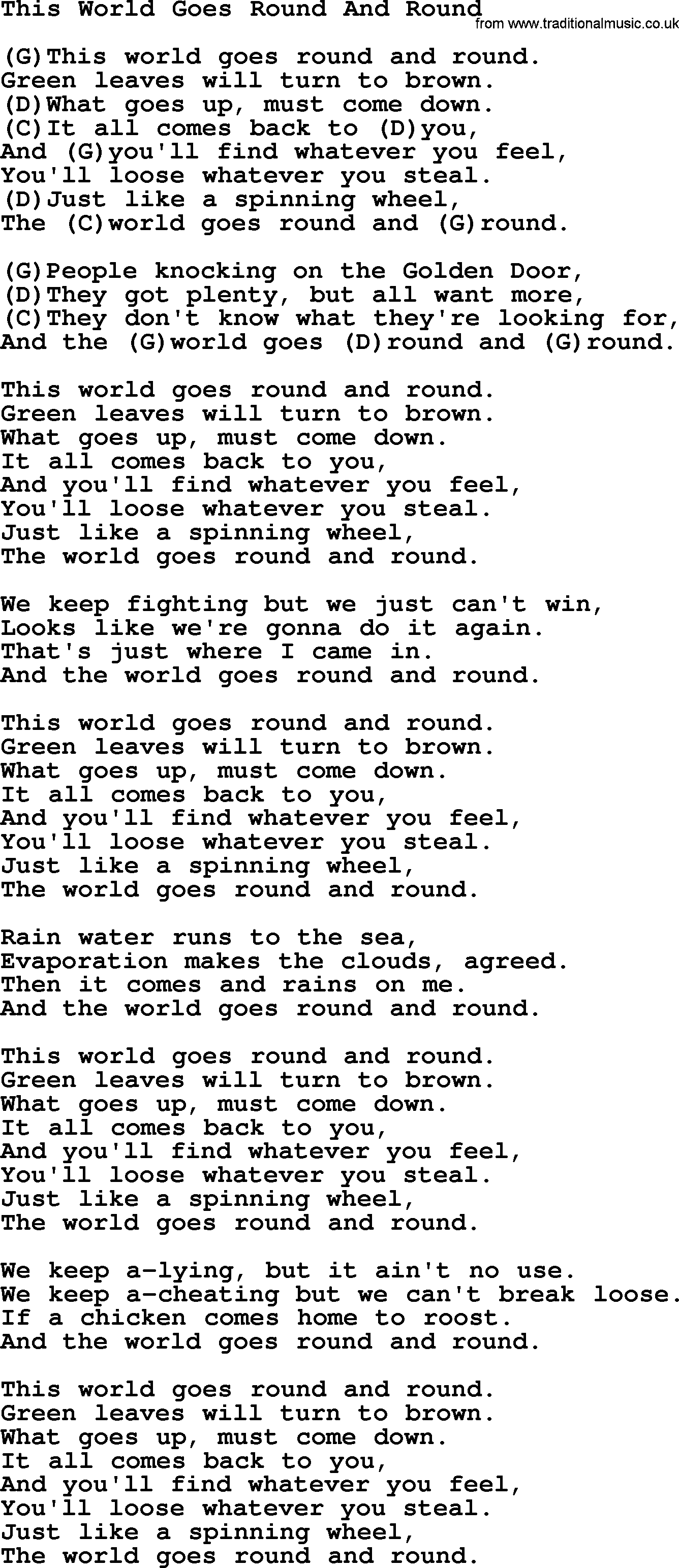 Liza Minnelli – But the World Goes 'round Lyrics | Genius ...