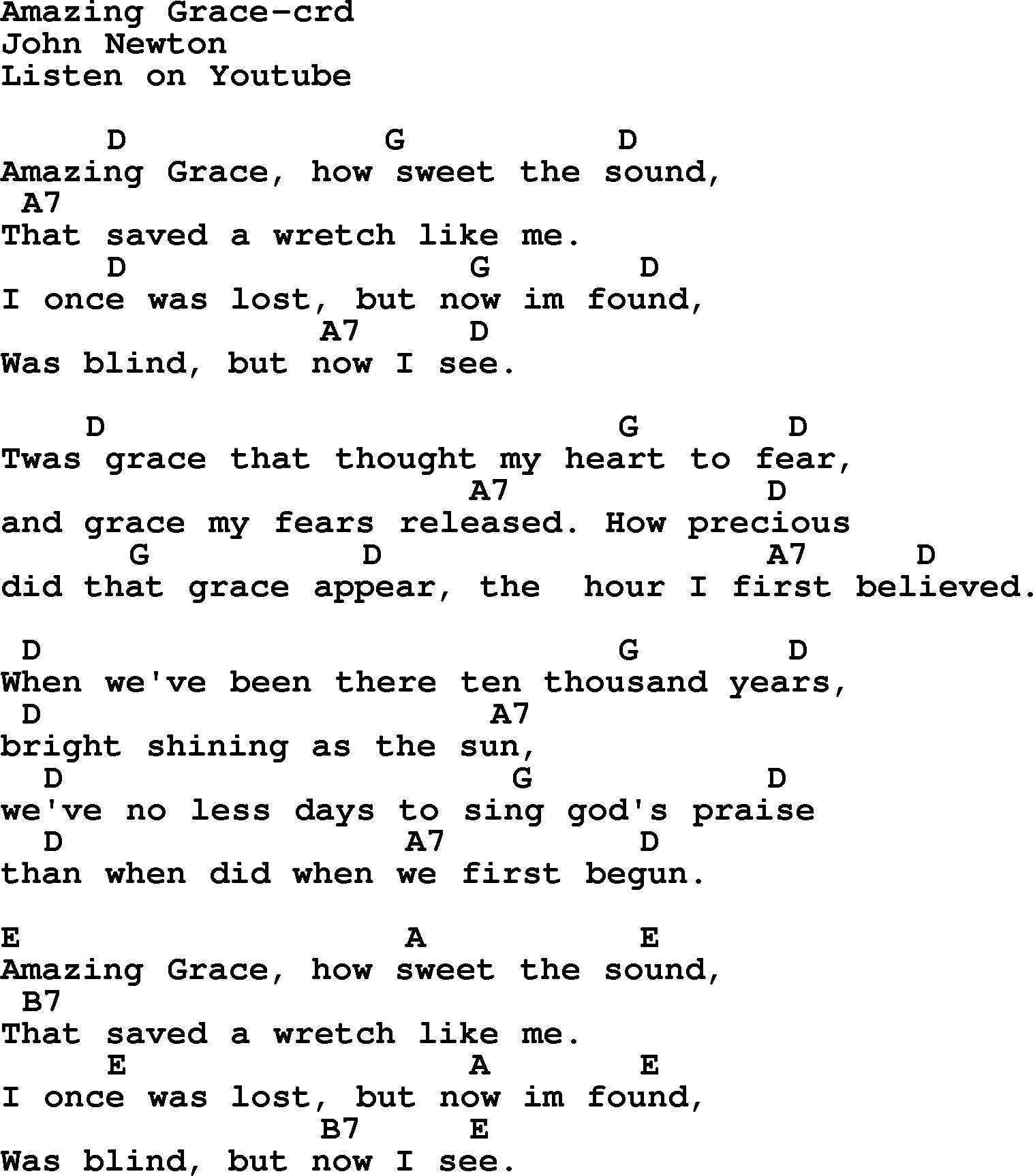 Lyrics Amazing Grace Related Keywords u0026 Suggestions - Lyrics Amazing Grace Long Tail Keywords