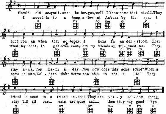 Two Hundred Songs For Ukulele Page121