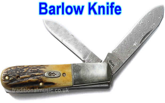 What is a Barlow Knife