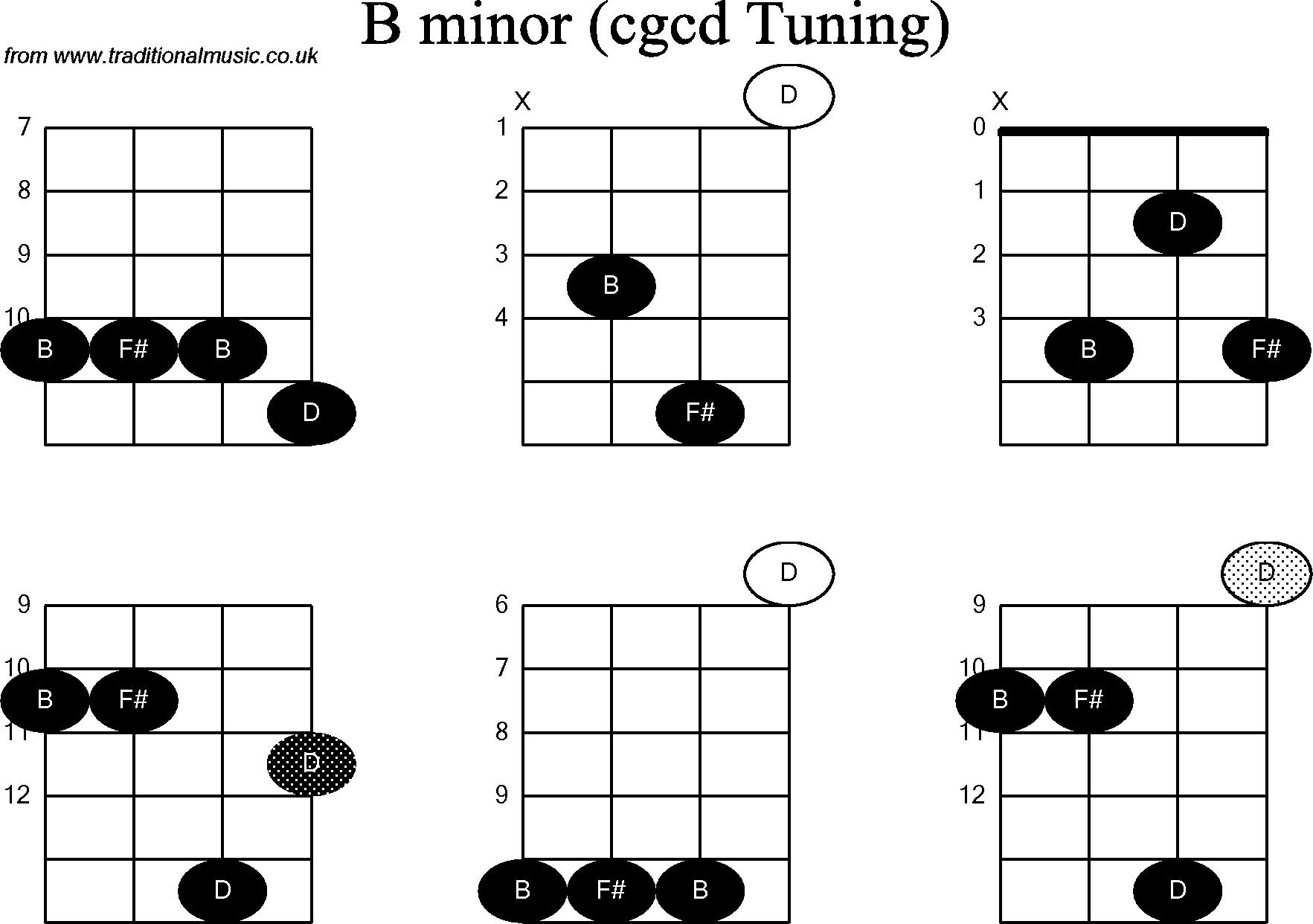 Bm Banjo